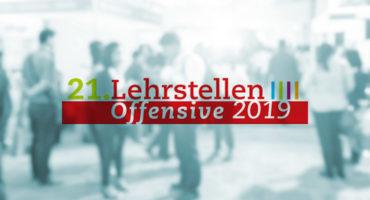 Lehrstellenoffensive Dessau-Roßlau 2019